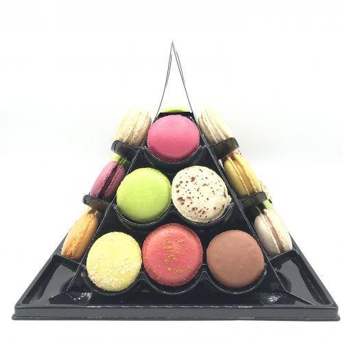 Grignotage - goûter - macarons